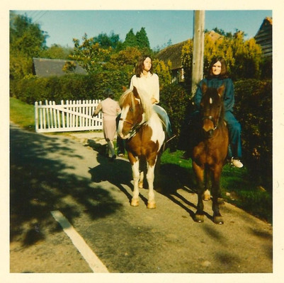 ZY 104 Caroline Erskine and Cathryn Truman 1972 -