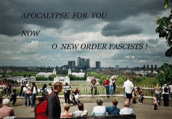 ZY 160 'Apocalypse for you now...' image text February 24th 2014 -